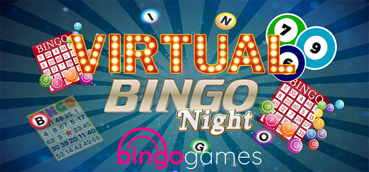 Virtual Bingo Night
